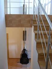 Труба-радиатор для дымохода 0,5 метра AISI 304, 321, фото 3