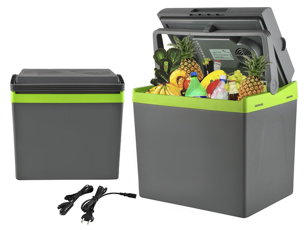 Автохолодильник Malatec 25L 220V-12V+ підігрів