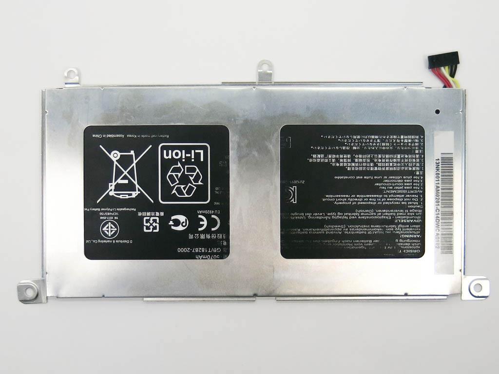 Батарея ASUS Memo Pad ME301T (C11-ME301T) (3.75V 5070mAh). Memo Pad Sm