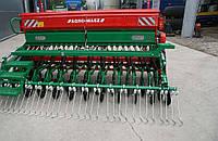 Сівалка зернова 3.5 м Agro-Masz SR350 сеялка (однодисковий сошник) не Amazone D9, фото 1