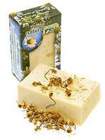 Мыло органическое из оливкового масла с ромашкой, фото 1