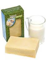 Мыло из оливкового масла и козьего молока