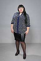 Блузка горох крупный, фото 1