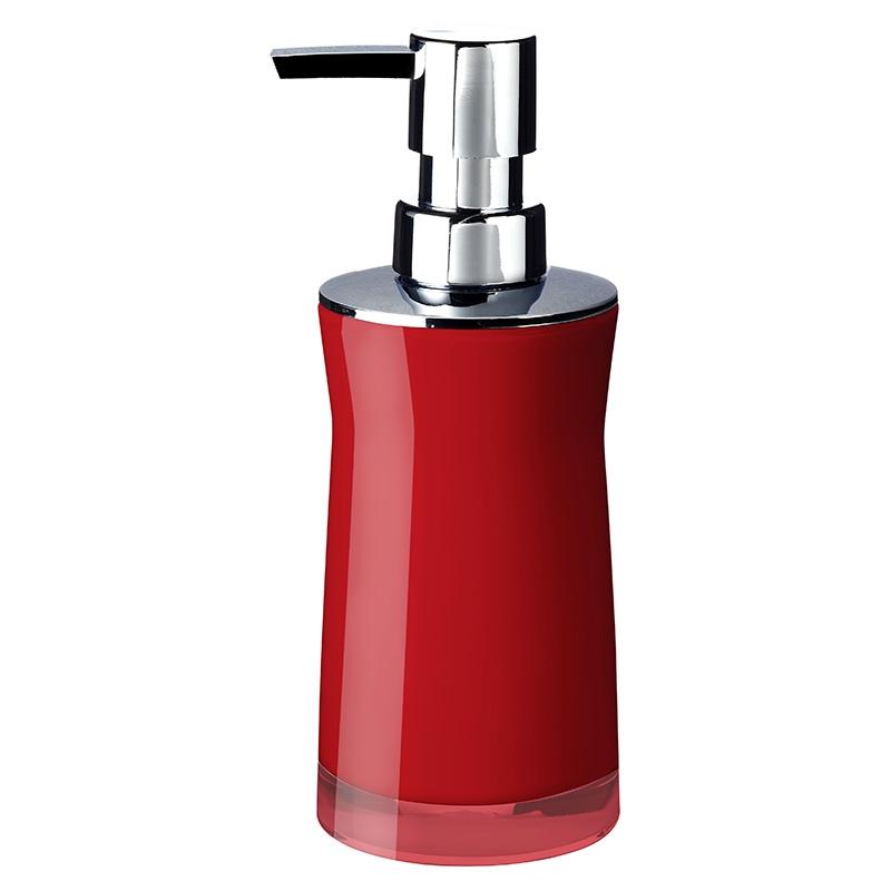 Ridder Disco Дозатор для жидкого мыла, красный