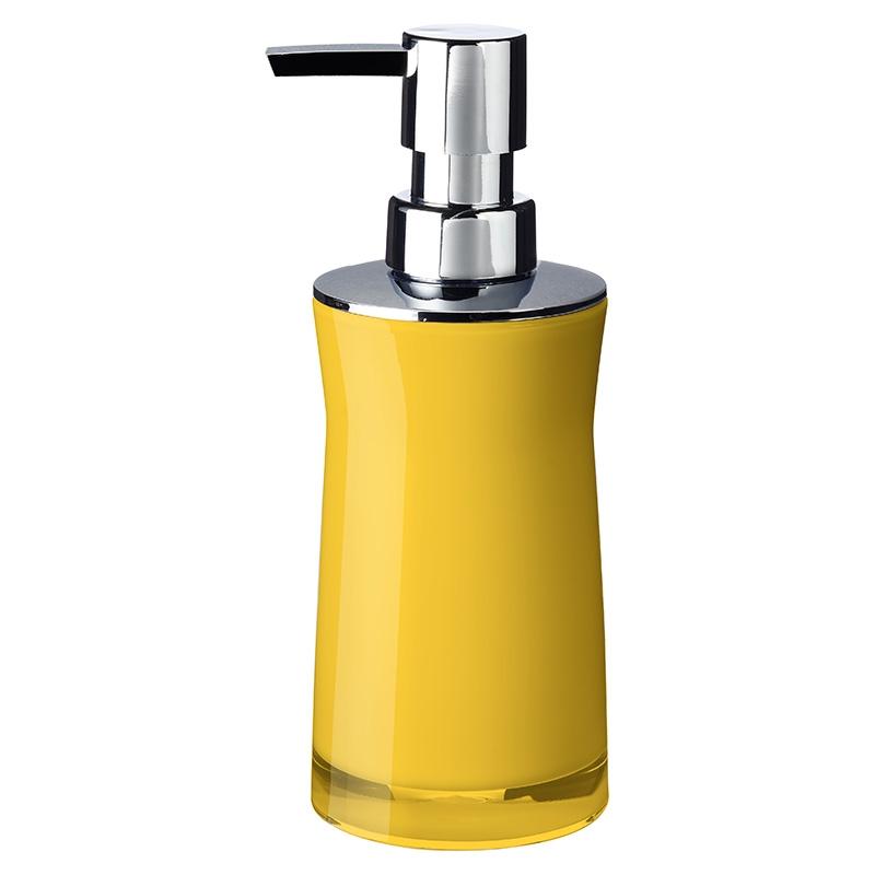 Ridder Disco Дозатор для жидкого мыла, желтый