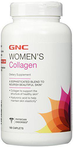Витамины для женщин GNC Womens Collagen 180 caps