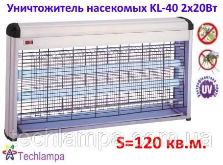 Уничтожитель насекомых KL-40 2х20Вт