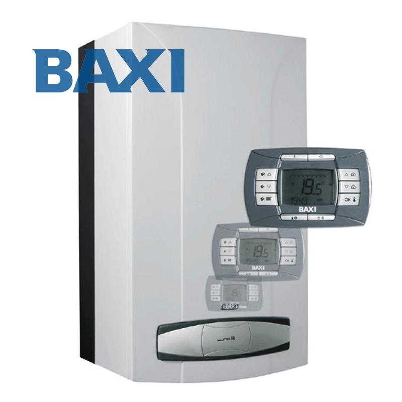 Baxi Luna 3 Comfort 240 Fi купить газовый котел цены отзывы