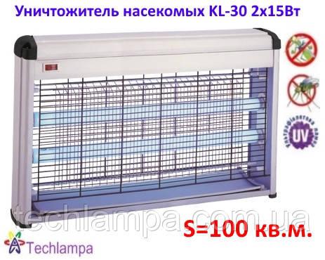 Уничтожитель насекомых KL-30 2х15Вт