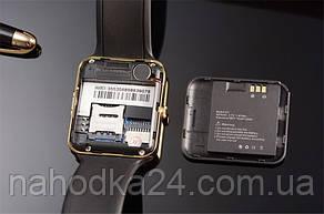 Умные часы Smart Watch Q7SP Black 1:1 копия apple watch, фото 2