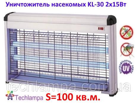 Ловушка для насекомых KL-30 2х15Вт