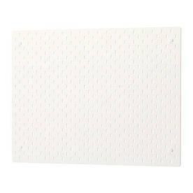 IKEA, SKADIS, Инструментальная доска, белый (10321618)(103.216.18) СКАДИС ИКЕА