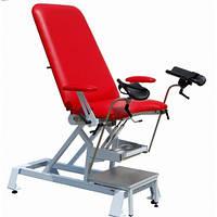 Гинекологический стул трехсекционный подставка для ног OCEAN HEALTH