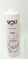 Маска для окрашеных волос YOU look