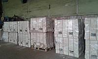 Шамотный кирпич ША 44 клин, фото 1