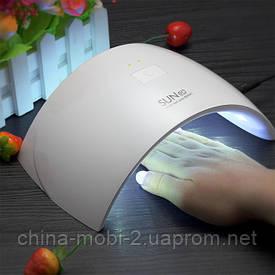 LED+UV Lamp Sun 9c 24w лампа для гелів і гель-лаків FD88-3