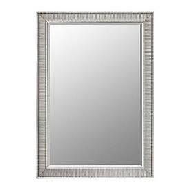 IKEA, SONGE, Зеркало, цвет алюминия, 91x130 см (10336950)(103.369.50) СОНГЕ ИКЕА