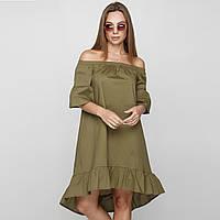 "Свободное летнее платье размер S ""Алиби"", фото 1"