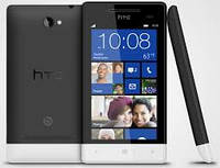 Смартфон HTC Windows Phone 8S (Black White) UCRF