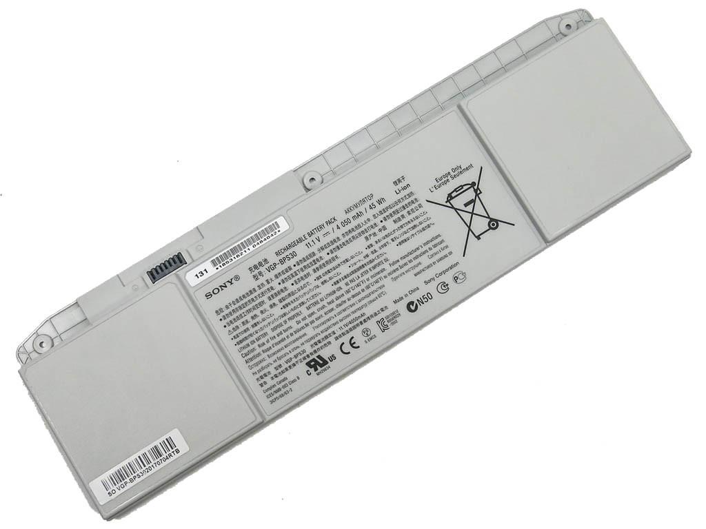 Аккумулятор SONY VAIO (BPS30) Sony Vaio SVT11 VGP-BPS30A (11.1V 4050mA