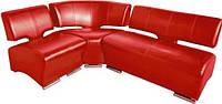 Офисный угловой диван Престиж 2060*1460*770h, фото 1