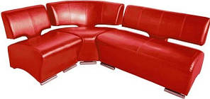 Офісний кутовий диван Престиж 2060*1460*770h