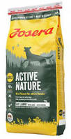 Josera Active Nature 15 кг, корм для очень активных собак