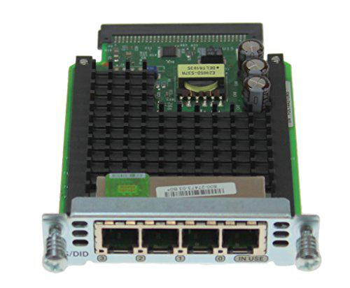 Модуль Cisco Four-Port Voice Interface Card - FXS and DID (VIC3-4FXS/DID=)