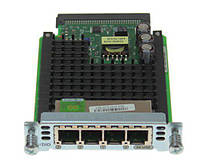 Модуль Cisco SB Four-Port Voice Interface Card - FXS and DID (VIC3-4FXS/DID=), фото 1