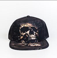 Кепка бейсболка The Mountain 3D рисунок Breakthrough Skull Hat Оригинал США