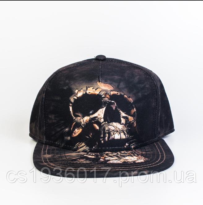 Кепка бейсболка The Mountain 3D рисунок Breakthrough Skull Hat Оригинал США 3757d1961ae