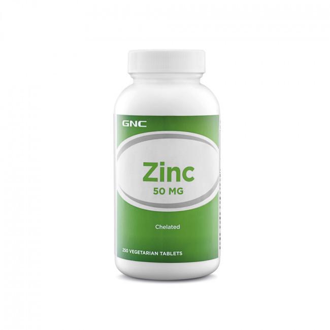 Витамины GNC ZINC 50 250 caps