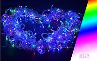 Гирлянда на елку мультик 500LED новогодняя гирлянда для дома , фото 1