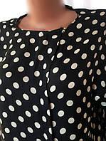 Женская блуза ZARA женская из тонкого шелка размер S, фото 1