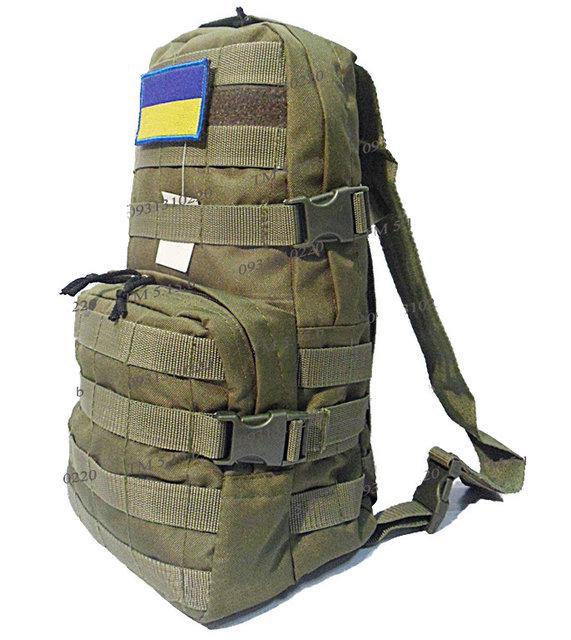 Тактический рюкзак пошив