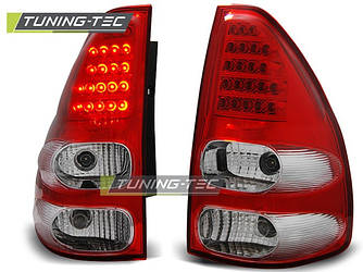 Стопы фонари тюнинг оптика Toyota Land Cruiser LC Prado 120