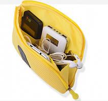 Яркий органайзер для мелочей Colour Косметичка универсальный предмет в женской сумочке Код: КГ4899