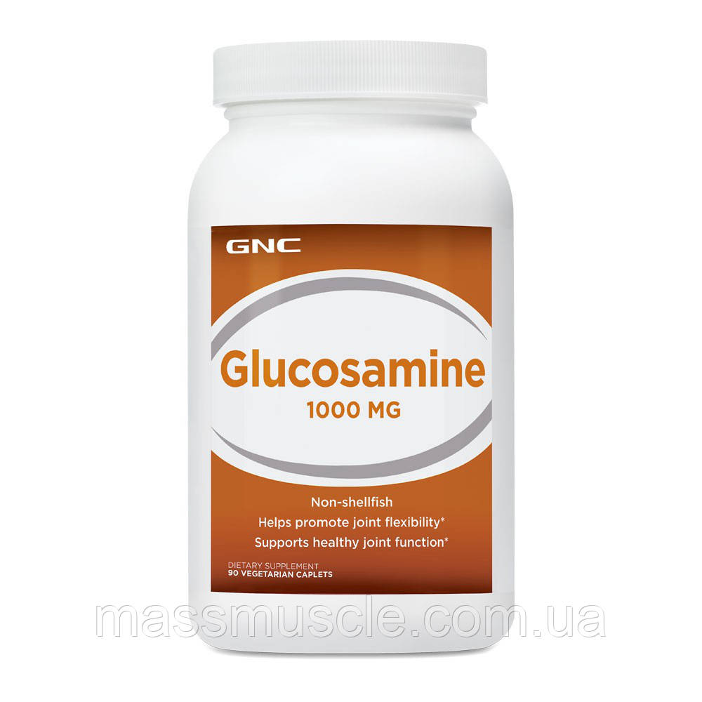 Хондропротектор GNC Glucosamine 1000 90 caps