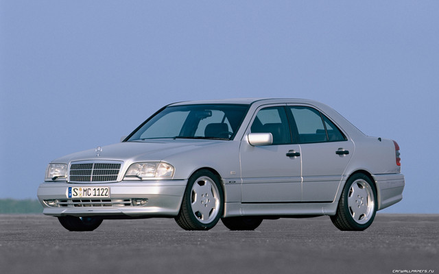 C-Class (202) (06.1993-03.2001)