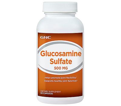 Хондропротектор GNC Glucosamine Sulfate 500 90 caps