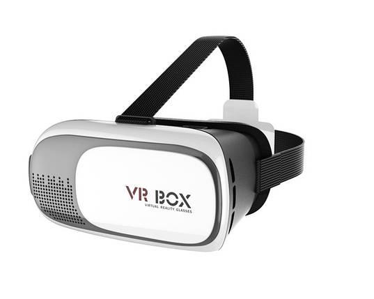 Очки виртуальной реальности для телефона VR BOX, с пультом, фото 2