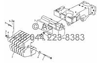 Передний балласт на YTO X704, фото 1