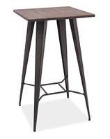 Барный стол Retto Signal Графит