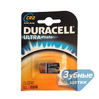 Батарейка Duracell 3V Lithium Ultra Photo CR2 DLCR2/ELCR2