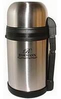 Термос 1,5л с широким горлышком 2в1 ( для еды и для чая ) BH 4215