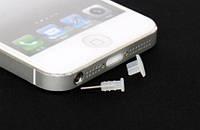 Заглушки Lightning+3.5мм аудио порта для Apple iPhone 6/6 plus/5/5S/5C/SE