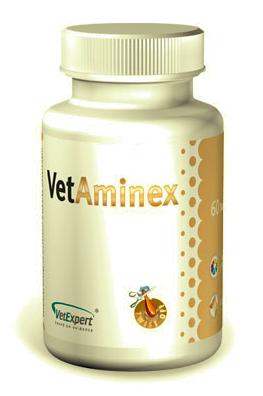 VetExpert VETAMINEX 60 капс. - ВетЭксперт ВетАминекс - витаминно-минеральный препарат для собак и кошек
