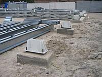 Каркасное строительство складов, ангаров, промышленных зданий