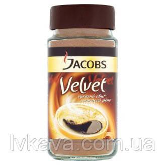 Кофе растворимый Jacobs Velvet ,  200 гр, фото 2