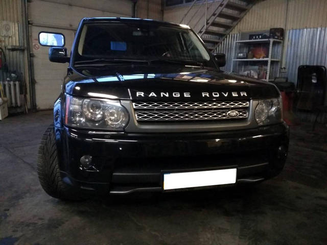 Range Rover Supercharged 5.0 2010г